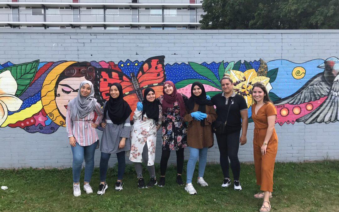 Activiteit meidengroep