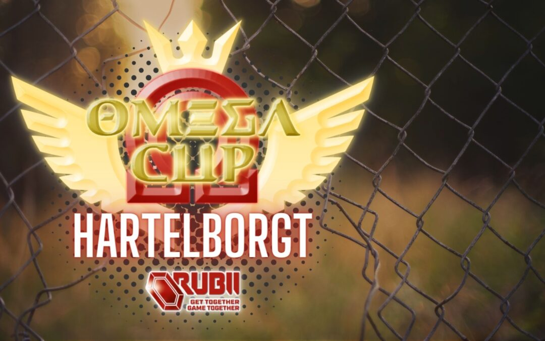Omega Cup Hartelborgt