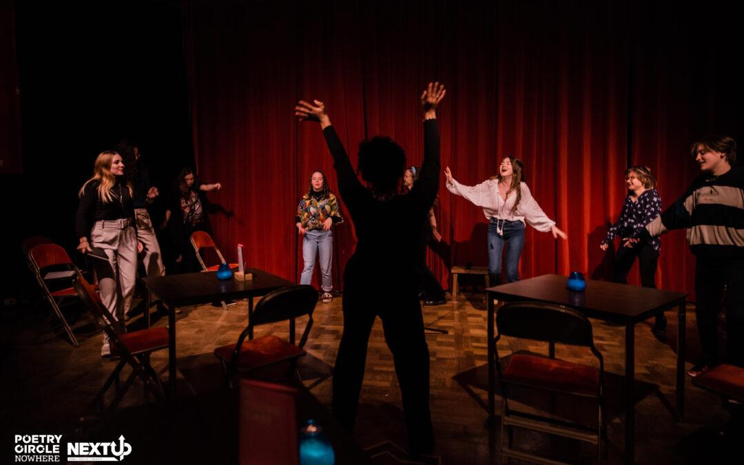 Indrukwekkende eindshow Next Up x PoetryCircle013