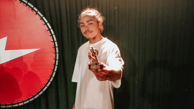 19-jarige Seram wint finale The Next Gem