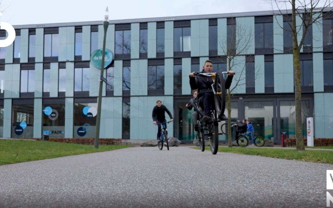 R-Newt & Next Up x Pedal BikeLife in Dordrecht