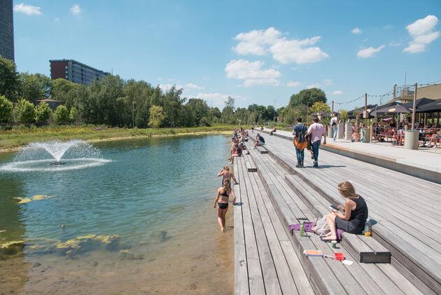 Spoorpark Zwerfafval Challenge (Fontys ACI)